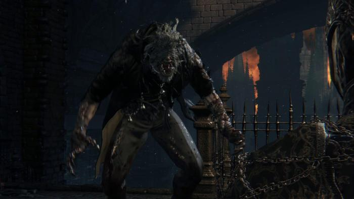 Wolf-man seeks other: why a man-sized menace is Bloodborne's top dog